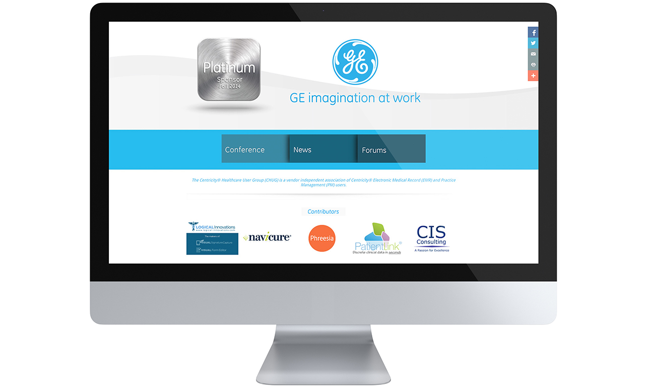 CHUG Website 1