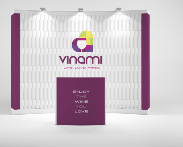 Vinami Tradeshow Booth