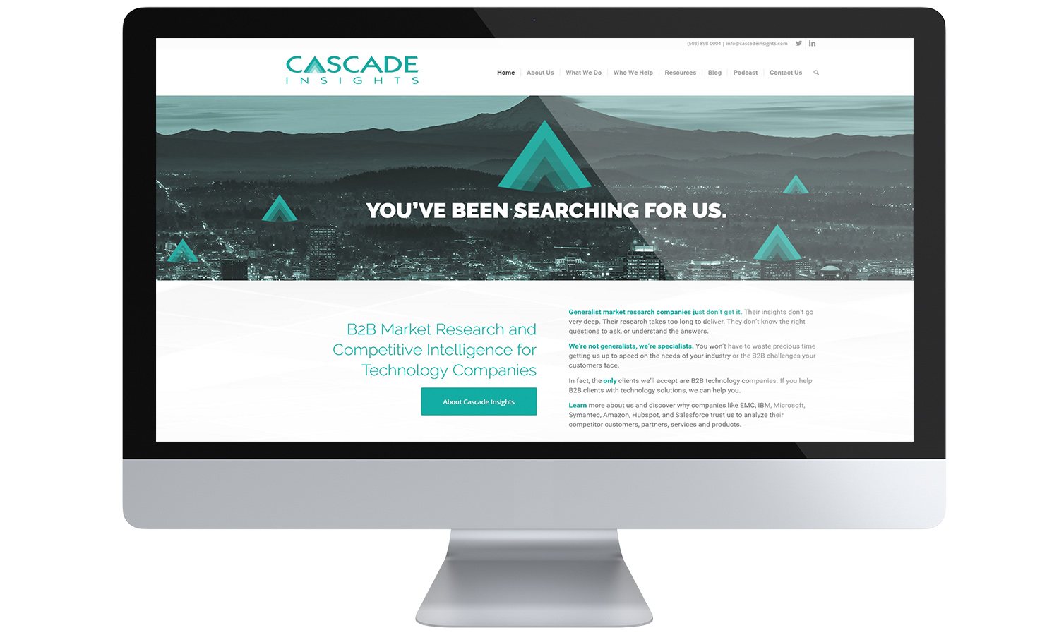Cascade Insights